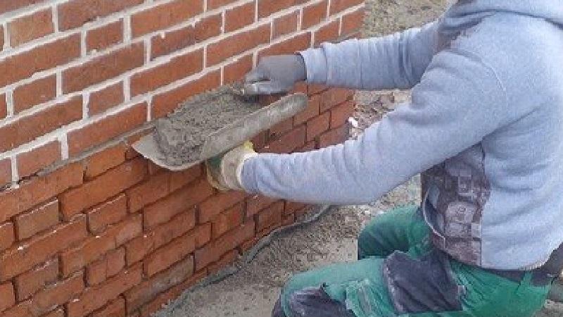 Mauerwerk verfugen preise